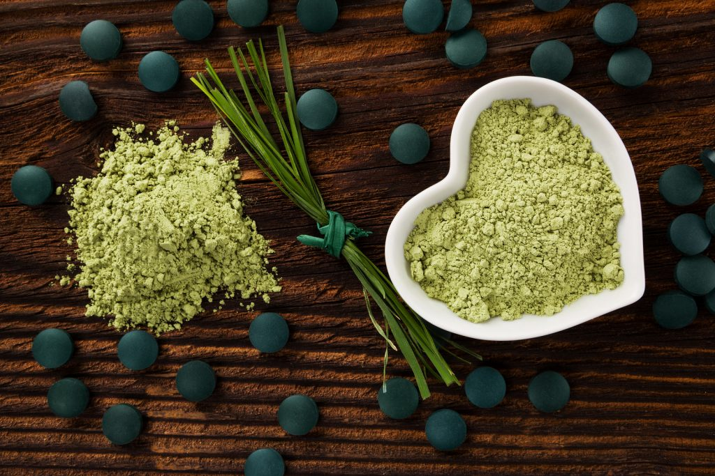 Da un'alga primordiale la salute e non solo