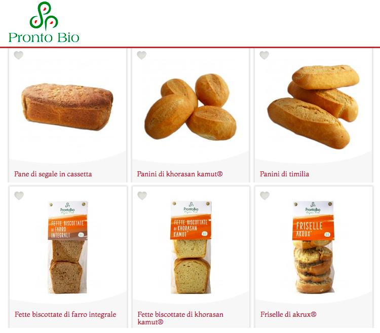 E forno fu… ProntoBio lancia i suoi prodotti (dolci e salati) a Km zero
