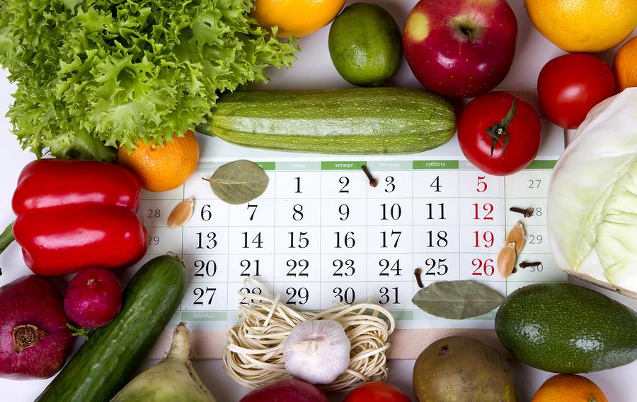 """Ogni mese ha le sue verdure, usiamole """"a tempo"""""""