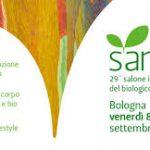 Bologna (8/11settembre): ProntoBio al SANA