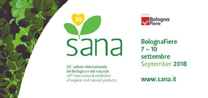 Bologna (7/10 settembre): vi aspettiamo al SANA